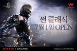 웹젠 PC MMORPG '썬 클래식', 7월 1일 출시