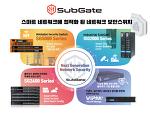 [CCTV NEWS] 세계 최초, 최고의 보안 스위치, 한드림넷 '서브게이트(SubGATE)'