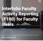 Guiding to Faculty Activity Report (FAR) for WKU CBPM