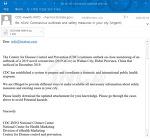 [악성코드 분석] 코로나19 이슈 관련 피싱 메일 주의