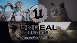 UE4 Character Art Dive Online Videos- 일본 언리얼 연구회의 강연 영상