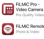 아이폰으로 영상촬영시, 다른 폰 또는 패드로 모니터링하기 (유료앱)