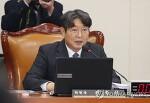 [연합뉴스] 발언하는 이춘석 기재위원장