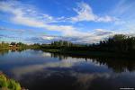 """알래스카""""Fairbanks  Pioneer Park  """""""