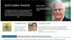 Lasker award 수상자.