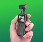 짐벌 카메라.
