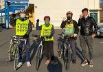탈핵비움실천단 울산-경주 자전거 행진