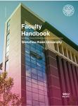 Faculty Handbook (WKU, 2020)