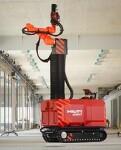 힐티, 빠른 천공 로봇 자이봇 선보여 VIDEO:A new construction robot Hilti JAIBOT for construction automation of overhead drilling