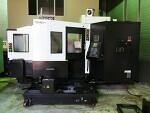 중고호리젠탈 머시닝센터 [현대위아]KH50G 입니다.