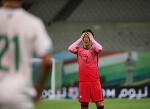 [월드컵 예선전] 한국 벤투의 빌드업, 이라크 '여우 작전' 못 뚫고 비겨