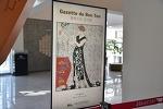 ( 대구 교육박물관 갤러리전시 ) Gazette du Bon Ton 일러스트 전시회