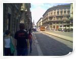 이태리 여행 = 밀라노 거리를 걸으며...