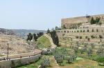 이스라엘 열흘째 날-2(기드론 계곡, 왕의 무덤, 스가랴 무덤, 압살롬기념비, 황금문, 정원무덤, 야드바셈-홀로코스트 기념관)