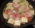 [행복한 하루] 내 몸을 위한 간편한 요리 1인 전골 만들기를 해봤어요 :)