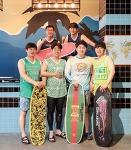 [같이의 가치] 거칠수록 커지는 짜릿함! 여섯 남자의 서핑 도전기