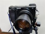 [실험]16KP f1.2 50mm, RO 109 USSR anastigmat lens, Sony A6000 마운트로 개조