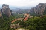 그리스 셋째 날(메테오라, 메테오론 수도원)