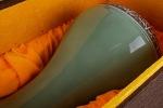 AE119. 도자기 병 - 여기저기 알튐 및 가마유가 보여짐 (1.4kg)