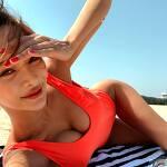 Girl's Swimsuit 036