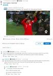 """[UK] 토트넘 팬 """"손흥민과 산체스 맞대결!"""" 토트넘 팬 반응"""