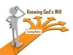 하나님의 뜻 따르기 - 요한복음 4장 34절