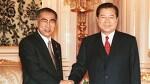 오부치 일본 총리 주최 만찬 답사 - 1998. 10. 8 한・일 선린우호의 새시대 개막
