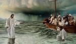 그들이 가려던 땅 (요한복음 6장 16-26절)