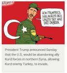터키, 쿠르드족 공격 이유. 그리고 생각