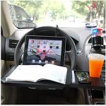 차량용 노트북 거치대 . 테블릿. 폰 . 핸들거치. 목받이 거치