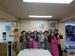 부산 선우보현회 공양