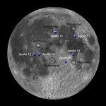 아폴로 11호(Apollo 11) 달착륙 50주년! 아폴로 착륙지
