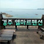 [동해안 오션뷰 펜션] 경주 감포 엘마르펜션