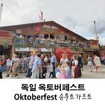 독일 옥토버페스트 Oktoberfest  독일 맥주축제 슈투트가르트