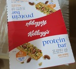 켈로그 프로틴 바 ~ 건강한 간식