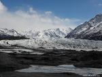 """알래스카 """" 빙하를 바라보며 식사를 """""""