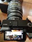 [실험]캐논DSLR용 Tamron렌즈를 소니 밀러리스 카메라에 사용 Tamron SP AF Aspherical IF 24-135mm f/3.5-5.6 - Sony A6000, A7R2