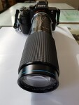 Carl Zeiss JenaZoom 70-300mm F4.5-5.6 길이가 무려,,,손각대로 수동 대포렌즈 손떨림방지