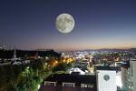 2019.09.13. 추석 보름달입니다.