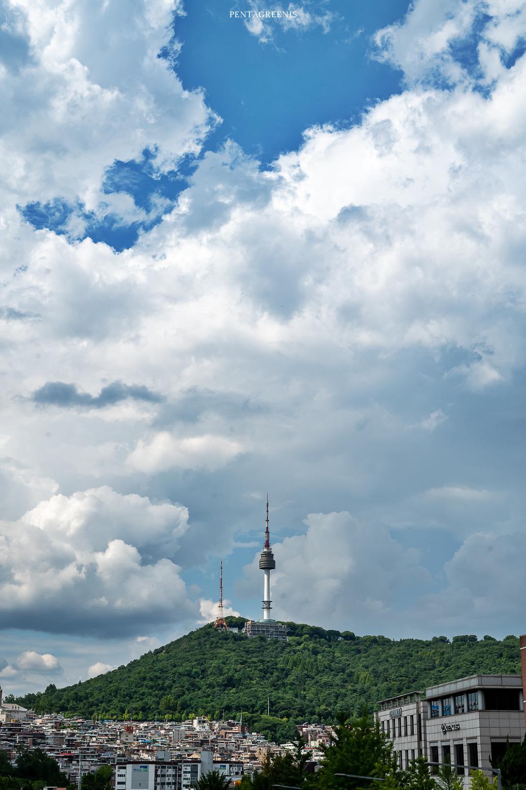 서울N타워 둘러보기