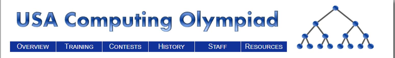 미국정보올림피아드 대회 안내