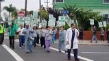 병원의 파업과 사..