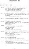 윤동주선양회 연혁..