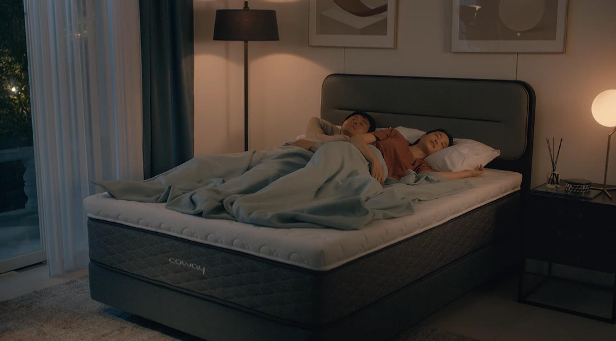 새 침대처럼 초기화