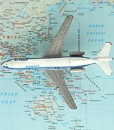 전 세계의 항공기가<br>내 방안에 다 모였다