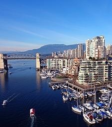 산과 바다를 한눈에!<br>밴쿠버 여행 어때요?
