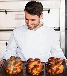 입안에서 사르르 녹는<br>맛있는 빵을 구워보자