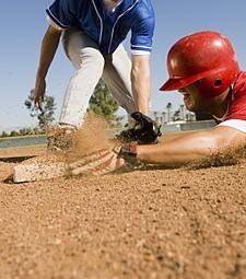 페어플레이 정신으로<br>즐기는 스포츠 야구