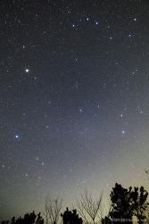Spring Constellations  봄철 별자리들