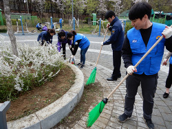 [마을로 간 기업] KCC 생기 있는 마을 공원 만들기
